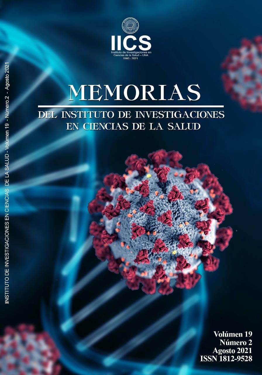 Ver Vol. 19 Núm. 2 (2021): Revista Memorias del Instituto de Investigaciones en Ciencias de la Salud