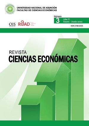 Ver Vol. 2 Núm. 3 (2021): Ciencias Económicas