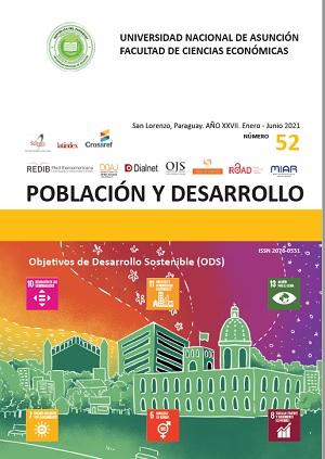 Ver Vol. 27 Núm. 52 (2021): Población y Desarrollo